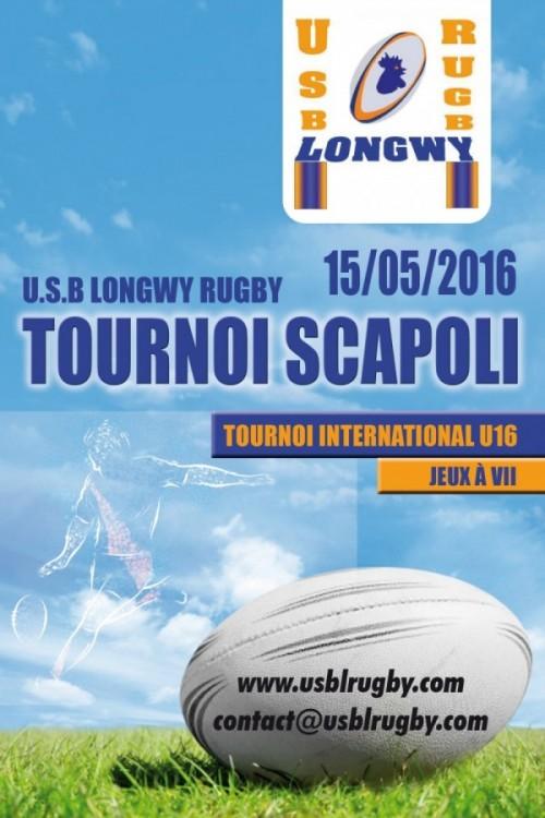 Tournoi Scapoli 2016
