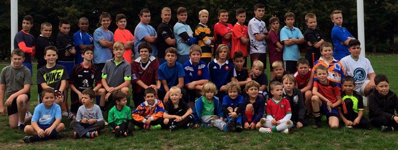 Ecole de rugby 2015